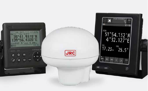 JRC IMO GPS MODEL JLR-8400 / JLR-8600 (New)